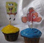 Sponge Bob and Nemo